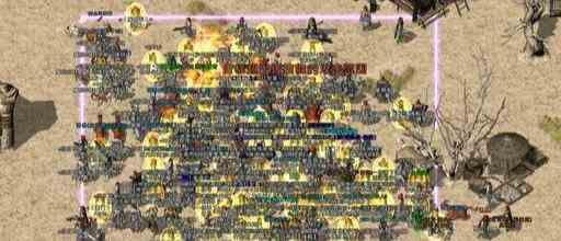 超变传奇手游中520之当时明月在(上)