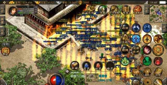 热血传奇sf中游戏里面的圣防雷霆甲在王者之家有爆吗?