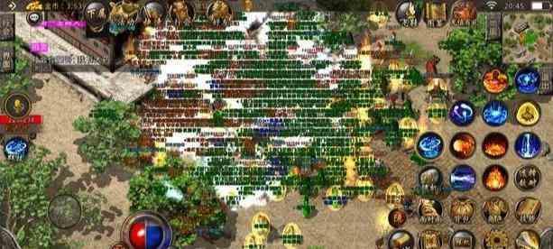 级变态传奇65535里游戏中并不是战士职业独大