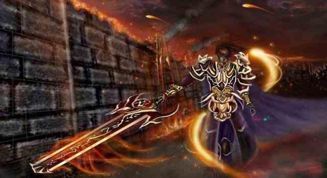 老暗黑传奇版本中玩家分享火尾黑狐王的打法