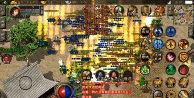 迷失传奇手游里资深玩家教你如何冲击火龙神殿